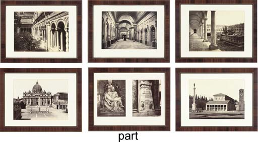 A COLLECTION OF NINE PHOTOGRAP