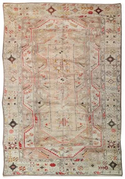 A Turkish carpet and Kurdish r