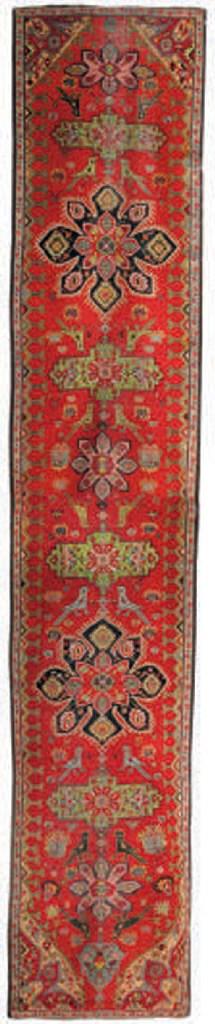 An antique Lampa-Karabagh runn