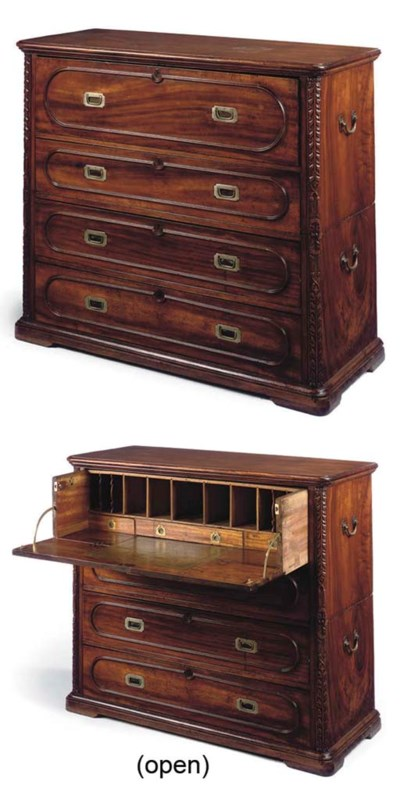 A CHINESE COLONIAL CAMPHORWOOD