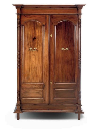 AN ANGLO-INDIAN LINEN PRESS