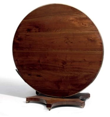 A North Italian rosewood centr
