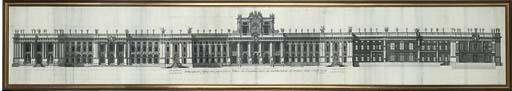 A GERMAN ARCHITECTURAL ENGRAVI