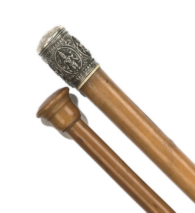 A CHINESE NOVELTY BAMBOO FLUTE