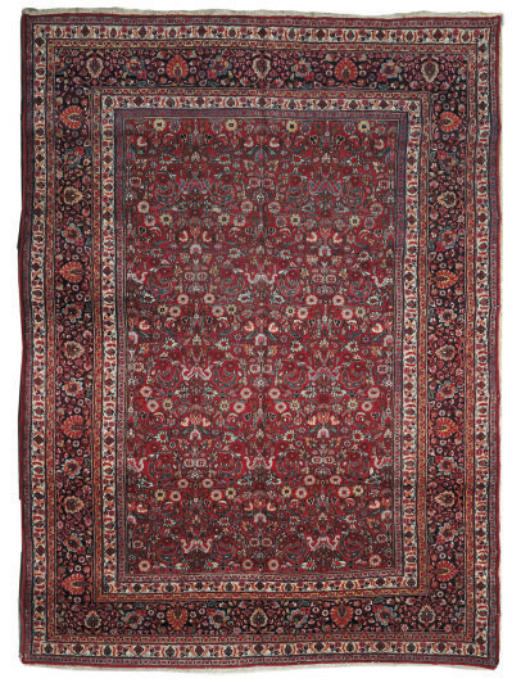 A Meshed carpet
