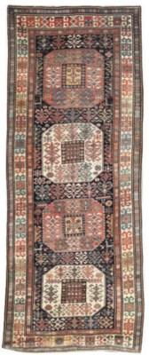 An unusual antique Akstafa lon
