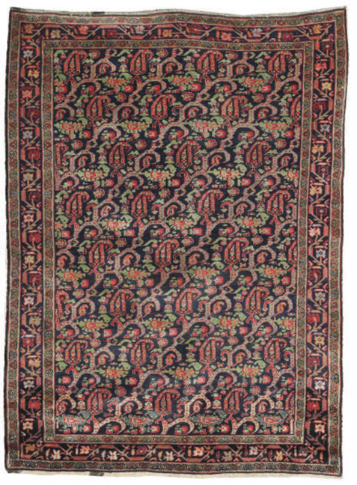 A fine West Persian rug