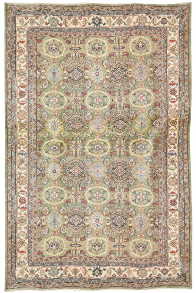 A fine Turkish carpet