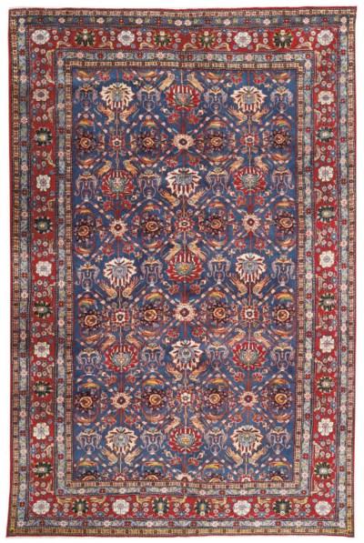 A fine Veramin carpet, North P