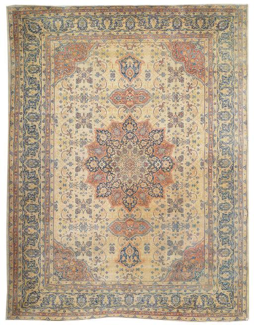 A Borlou carpet, Turkey