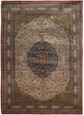 A fine Sivas carpet, Turkey