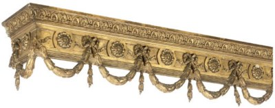 A WILLIAM IV GILTWOOD AND GESS