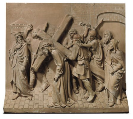 A CONTINENTAL HIGH-RELIEF TERR
