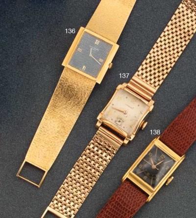 A wristwatch by Tiffany & Co