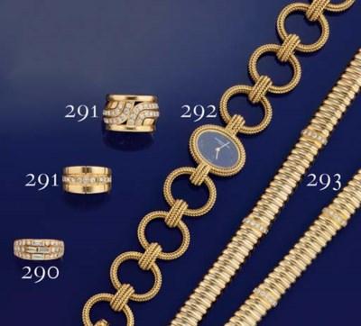A pair of bracelets, by Cartie