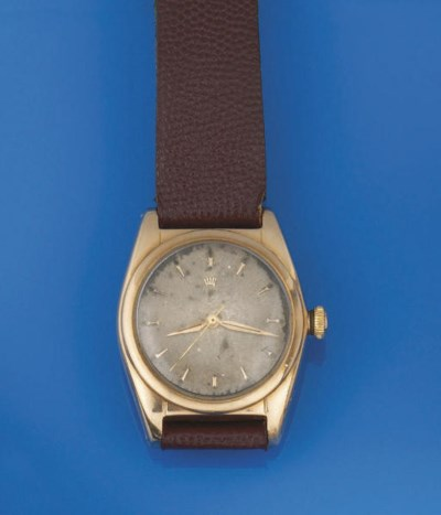 AN AUTOMATIC OYSTER PERPETUAL