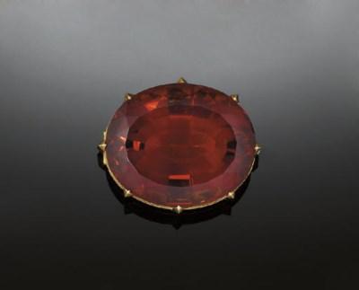 A Victorian Scottish gold, cit