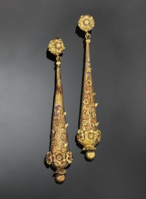 A PAIR OF EARLY 19TH CENTURY G