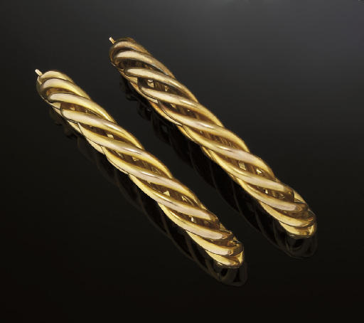 A pair of bangles
