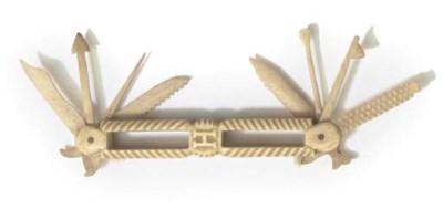A RARE EARLY 19TH-CENTURY NAPO