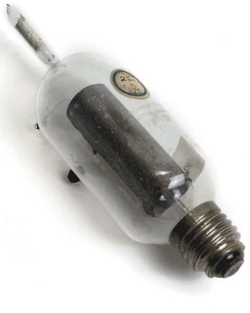 A rare type N 2V-PIF Round valve