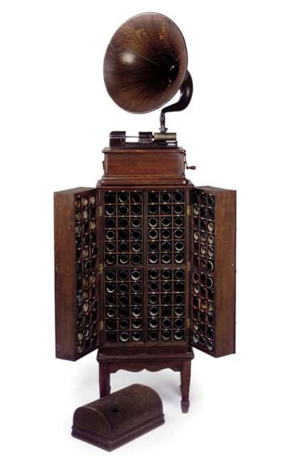 An Edison Opera Phonograph