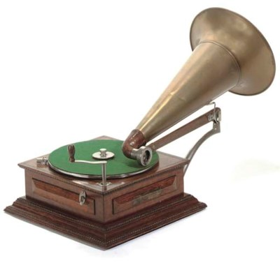 A Gramophone and Typewriter Lt
