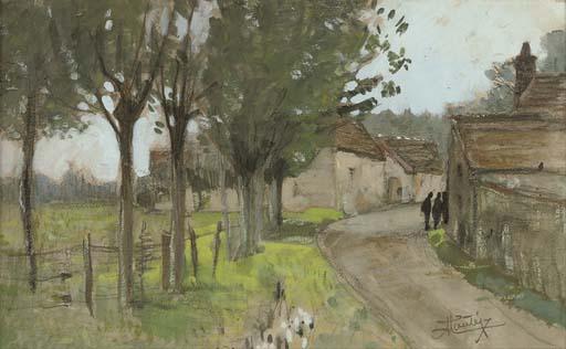 Pierre Eugène Montezin (1874-1