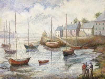 Hughes Claude Pissarro (b.1935