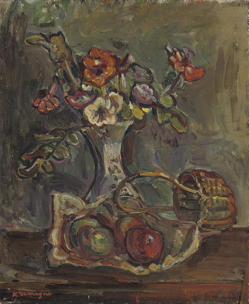 Pinchus Krémègne (1890-1981)