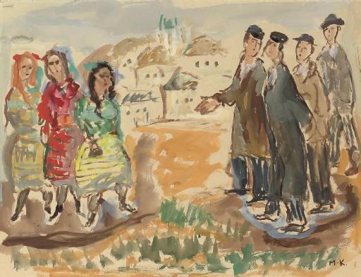 Mané-Katz (1894-1962)