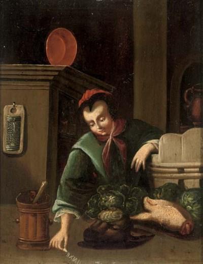 Manner of Gerrit Dou