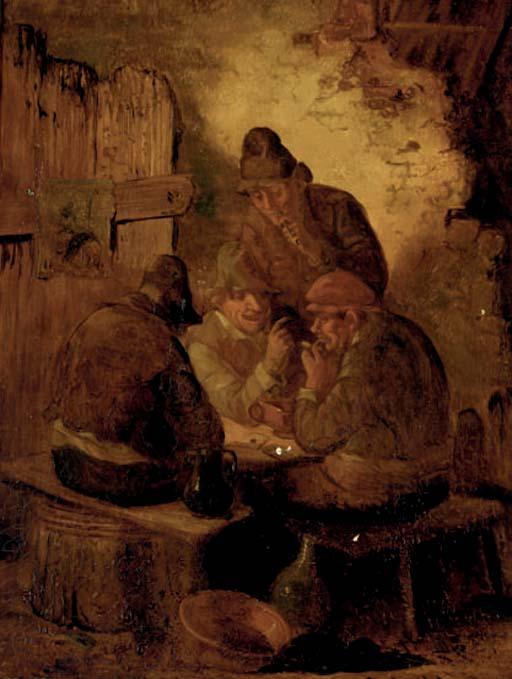 Manner of Egbert van Heemskerc