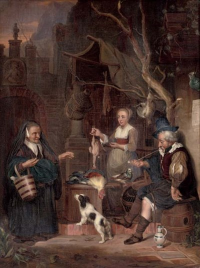 After Gabriel Metsu