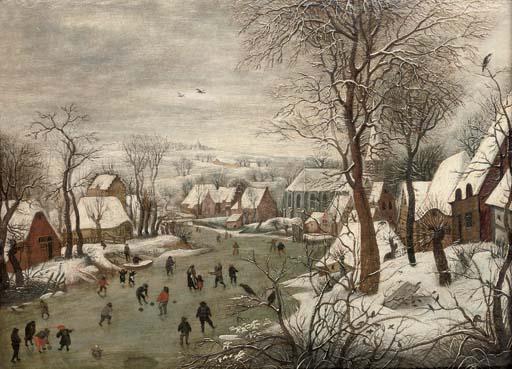 After Pieter Brueghel II