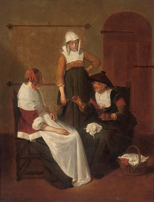 After Quirin Gerritsz. van Bre