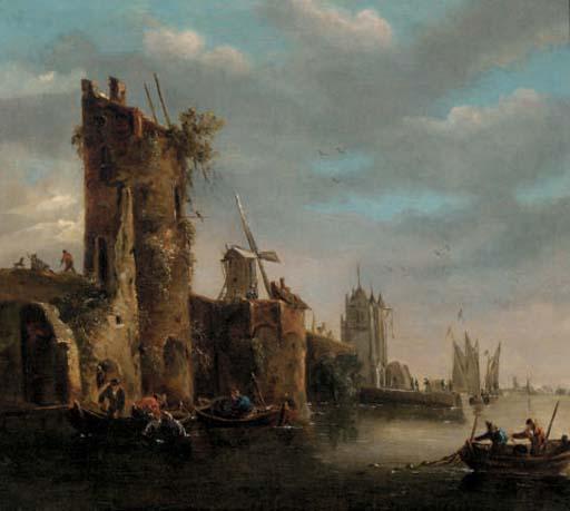 After Jan van Goyen