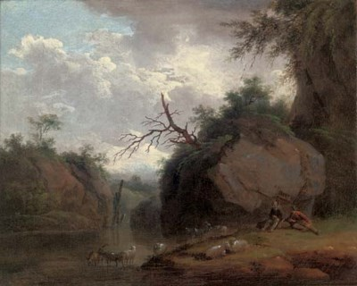Attributed to Christian Wilhel