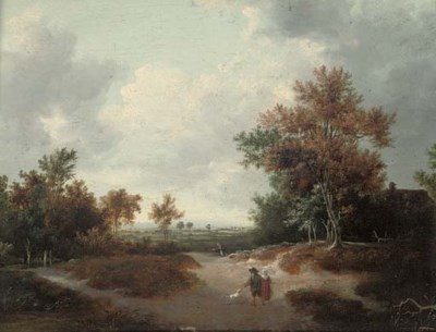 Follower of Jakob van Ruisdael