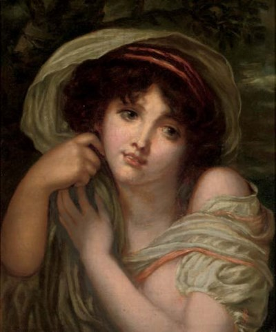 After Jean Baptiste Greuze