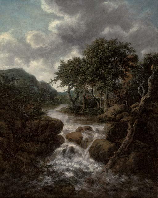 Circle of Jacob van Ruisdael (