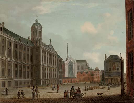Circle of Jan Ekels I (Amsterd
