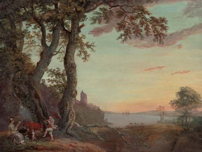 Paul Sandby, R.A. (Nottingham