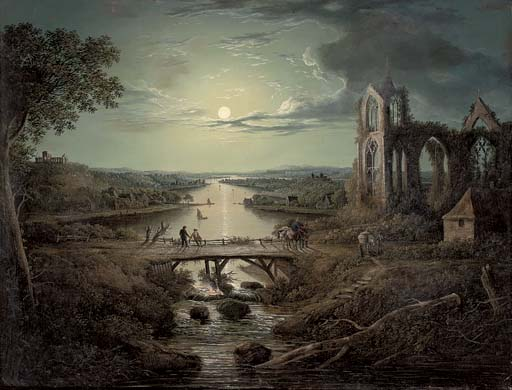 Attributed to Abraham Pether (