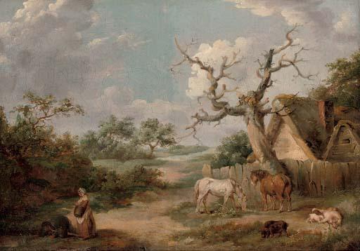 James Ward, R.A. (London 1769-