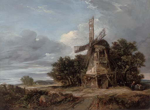 William James Müller (Bristol