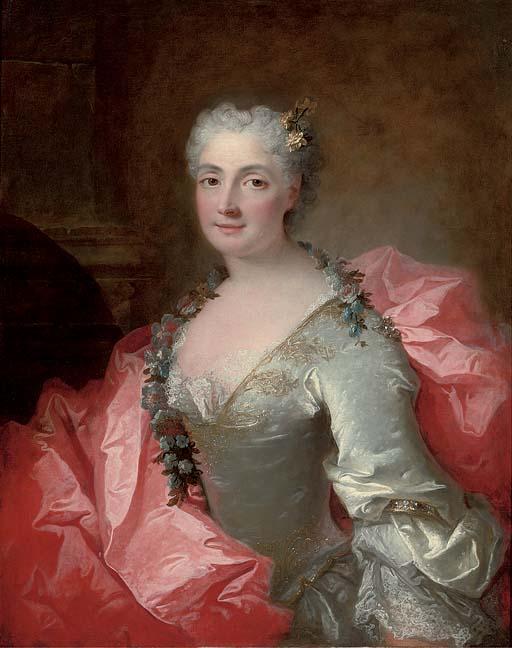Attributed to Robert Levrac-Tournières (Caen 1667-1752)