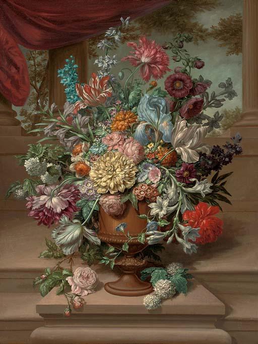 Circle of Jan Frans Van Dael (