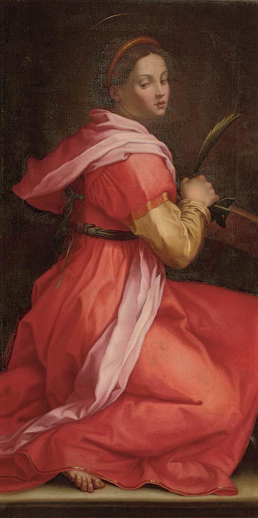 After Andrea del Sarto