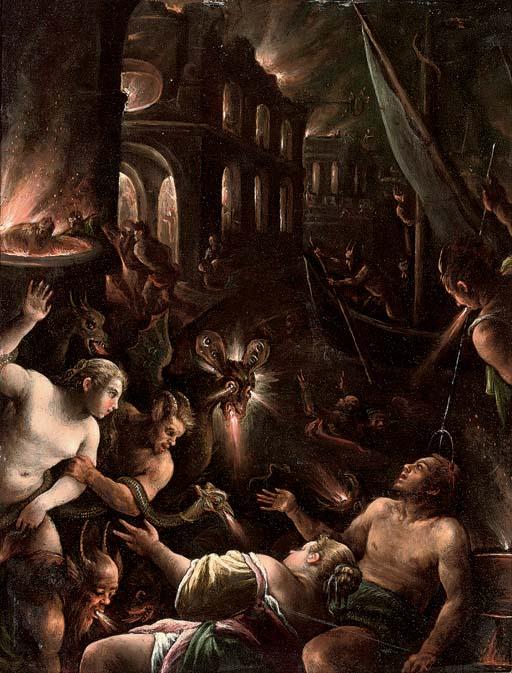 Attributed to Leandro da Ponte, called Leandro Bassano (Bassano 1557-1622 Venice)